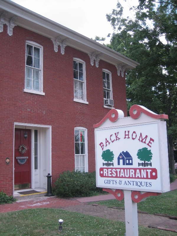 Back Home Restaurant