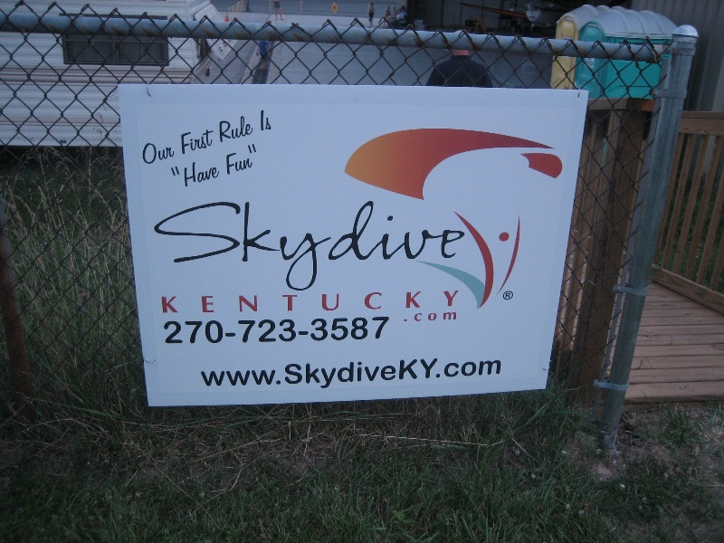 Skydiving Kentucky