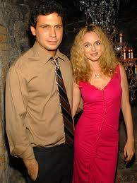with Heather Graham